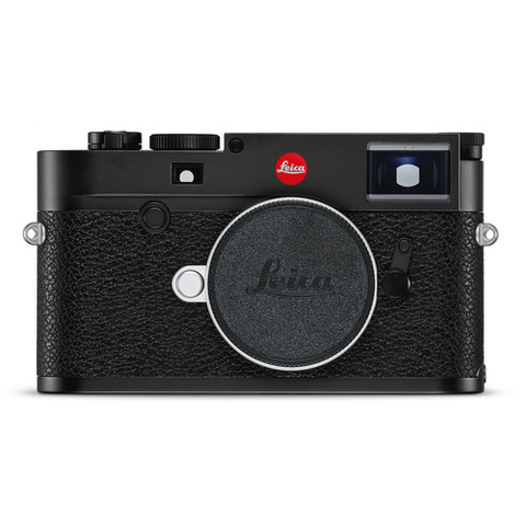 Leica M10 Digital Rangefinder Camera (Black)