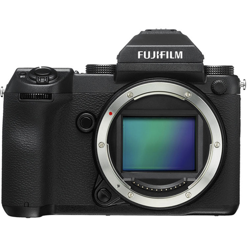 Fuji GFX 50S medium format body