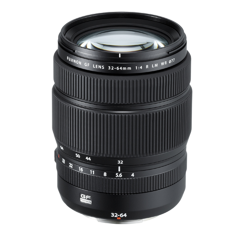 Fuji GF 32-64mm f 4.0 R LM WR GFX by Fujifilm at bandccamera