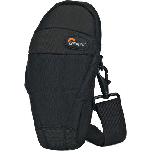 Lowepro S&F Quick Flex Pouch 55 AW (Black) - B&C Camera - 5