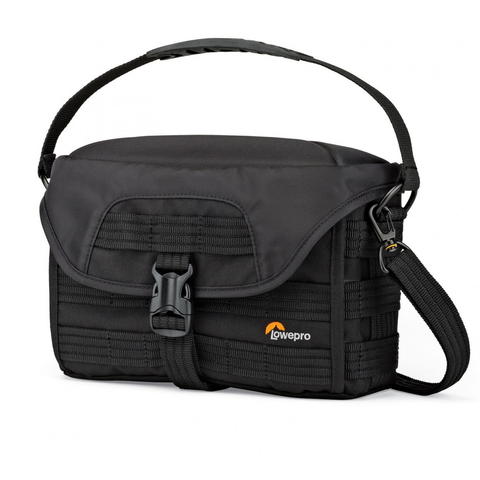 Lowepro Pro Tactic SH 120 AW Shoulder Bag (Black) by Lowepro at bandccamera
