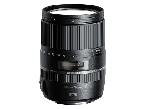 Tamron 16-300mm f/3.5-6.3 Di II VC PZD Macro Lens for Sony - B&C Camera