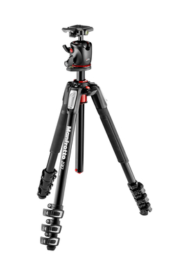 Manfrotto MT190XPRO4 Tripod with XPRO Ball Head by Manfrotto at B&C Camera