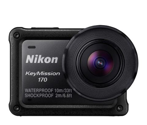 Nikon KeyMission 170 (Black)