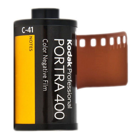 Kodak Professional Portra 400 Color Negative Film (35mm Roll, 36 Exp)