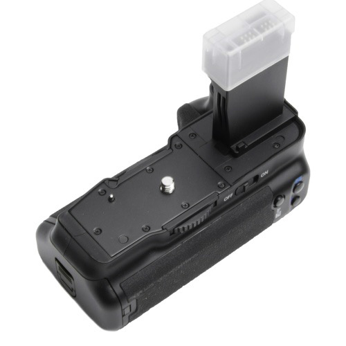 Promaster Vertical Control Power Grip for Canon Rebel T2i, T3i, T4i by Promaster at B&C Camera