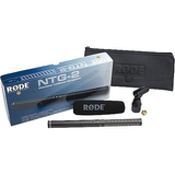 Rode Dual Powered Condenser Shotgun Microphone NTG-2 by Rode at B&C Camera