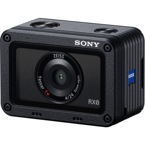 Sony RX0 Ultra-Compact Waterproof and Shockproof Camera by Sony at bandccamera