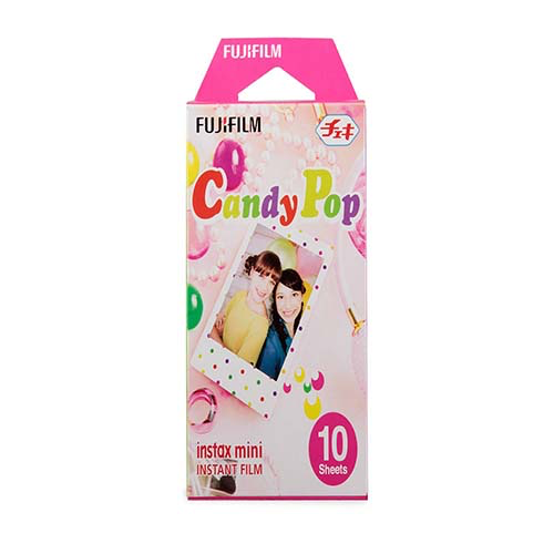 FujiFilm Instax Mini Candy Pop 1-Pack by Fujifilm at B&C Camera