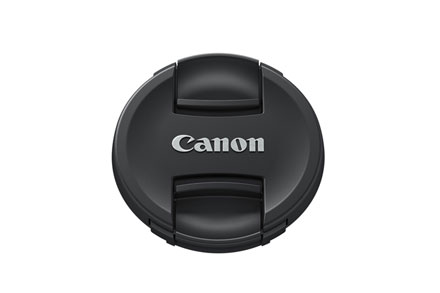 Canon Lens Cap E-72 II by Canon at B&C Camera