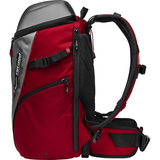 Manfrotto Off Road Stunt Backpack (Gray/Red) - B&C Camera - 3
