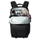 Lowepro Fastpack BP 250 AW II Backpack (Black) - B&C Camera - 4