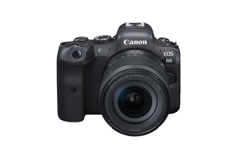 Canon EOS R6 with RF 24-105mm F4-7.1 IS STM Lens Kit