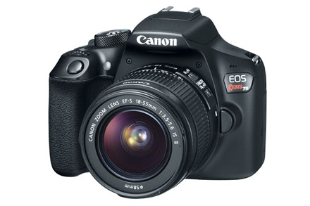 Canon EOS Rebel T6 EF-S18-55mm IS II Kit by Canon at B&C Camera