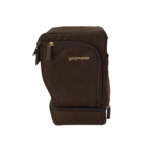 Promaster Cityscape 25 Holster Sling Bag - Hazelnut Brown by Promaster at B&C Camera
