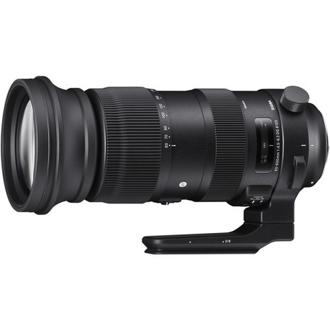 Sigma 60-600mm f/4.5-6.3 DG OS HSM Sports Lens for Canon by Sigma at bandccamera