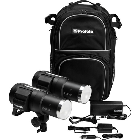 Profoto B1X 500 AirTTL 2-Light Location Kit by Profoto at bandccamera