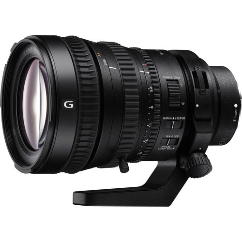 Sony FE PZ 28-135mm f/4 G OSS Lens by Sony at B&C Camera