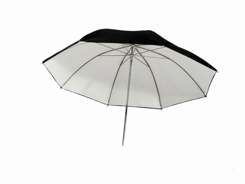 "Promaster 45"" Professional Series Black/White Umbrella by Promaster at B&C Camera"