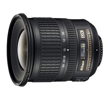 Nikon AF-S DX NIKKOR 10-24mm f/3.5-4.5G ED Lens by Nikon at B&C Camera