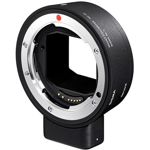 MC-21 Mount Converter (Canon to L Mount) by Sigma at bandccamera