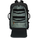 Lowepro S&F Transport Duffle Backpack (Black) - B&C Camera - 2