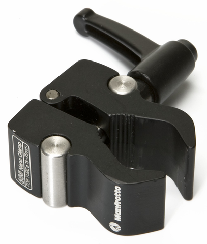 Manfrotto Nano Clamp by Manfrotto at B&C Camera