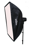 RPS Studio 24x24 Sq SoftBox with Adapter by Dotline at B&C Camera