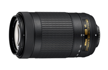 AF-P DX NIKKOR 70-300MM F/4.5-6.3G ED VR Nikon AF-P DX NIKKOR 70-300MM F/4.5-6.3G ED VR by Nikon at B&C Camera