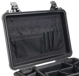 Pelican 1509 Attache Lid Organizer for Pelican 1500 or 1520 Case - B&C Camera
