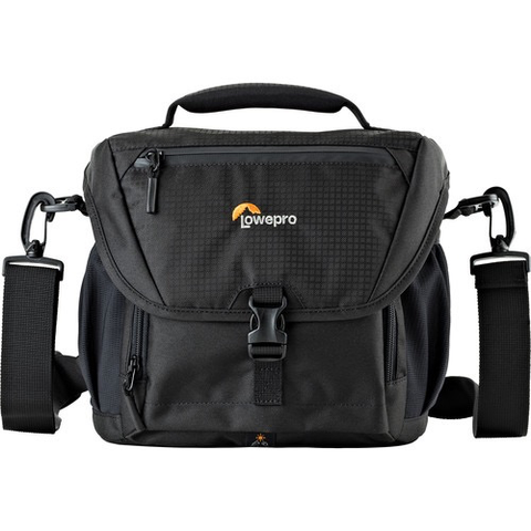 Lowepro Nova 170 AW II Camera Bag (Black) by Lowepro at bandccamera