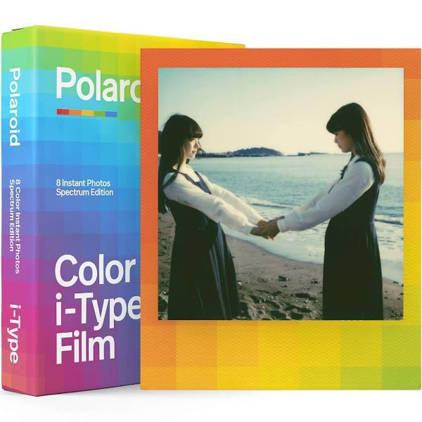 Color Film for i-Type - Spectrum Edition (8 shots)