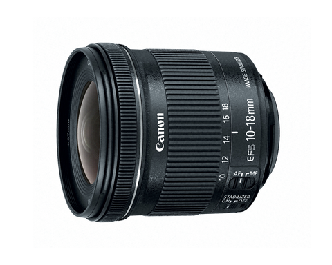 Canon EF-S 10-18mm F4.5-5.6 IS STM by Canon at B&C Camera
