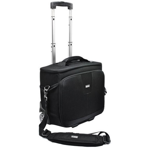 thinkTANK Photo Airport Navigator Rolling Camera Bag (Black) - B&C Camera - 1