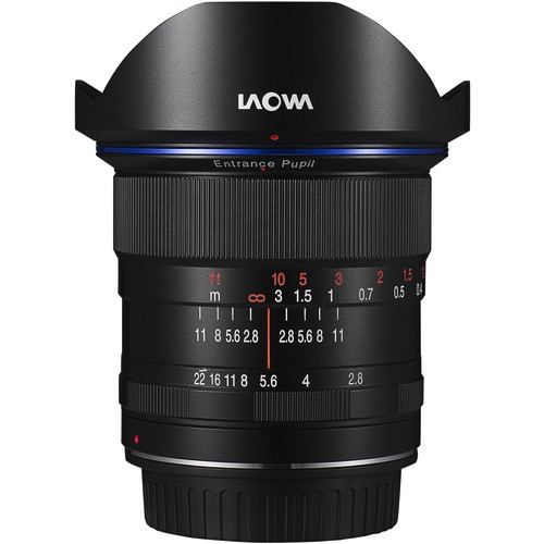 Venus Optics Laowa 12mm f/2.8 Zero-D Lens for Canon EF by Laowa at B&C Camera