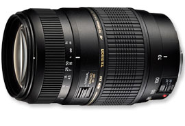Tamron 70-300mm F/4-5.6 Di LD Lens for Sony - B&C Camera - 1