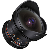 Rokinon 12mm T3.1 Cine DS Fisheye Lens - Sony E Mount by Rokinon at B&C Camera