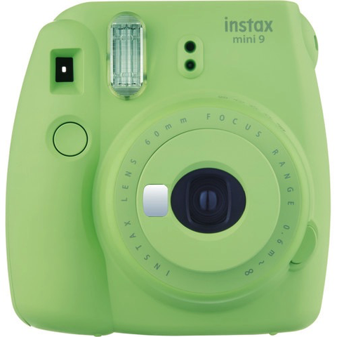 FUJI INSTAX MINI 9 LIME GREEN by Fujifilm at B&C Camera