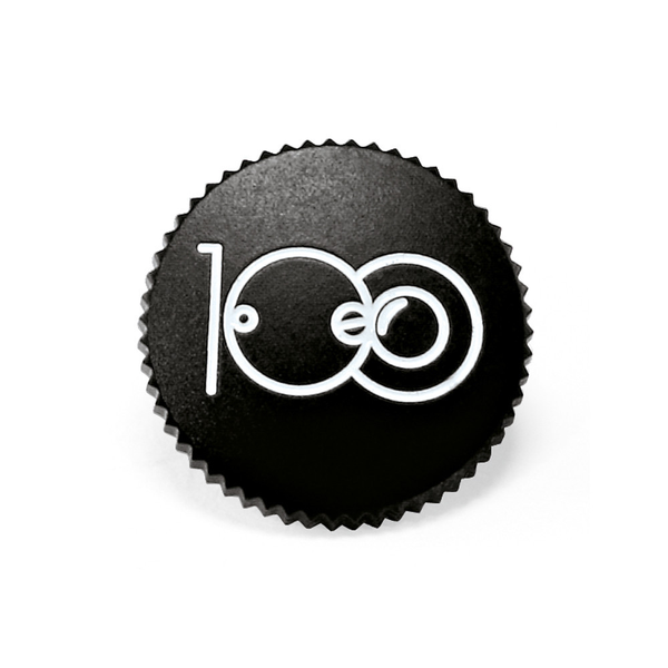 "Leica Soft Release Button for M-System Cameras - 12mm, Black ""100"" - B&C Camera"