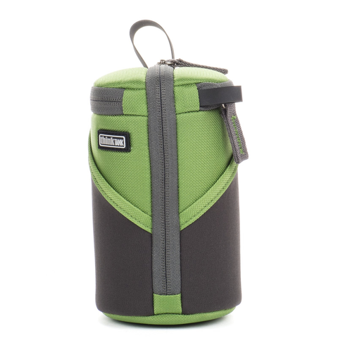 Think Tank Photo Lens Case Duo 10 (Green) by thinkTank at B&C Camera