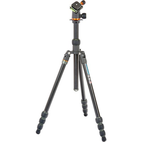 3 Legged Thing Travis Aluminum Travel Tripod with AirHed Neo Ball Head (Black) by 3leggedthing at B&C Camera