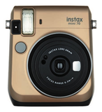 FujiFilm Instax Mini 70 Instant Camera - Gold