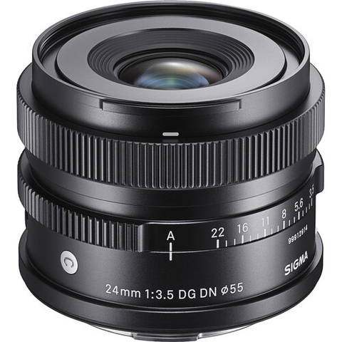 24mm F3.5 Contemporary DG DN for L Mount