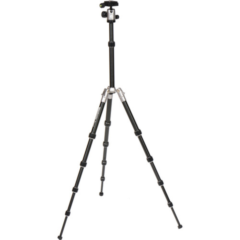 Manfrotto Element Traveller Tripod Small with Ball Head - Grey by Manfrotto at B&C Camera