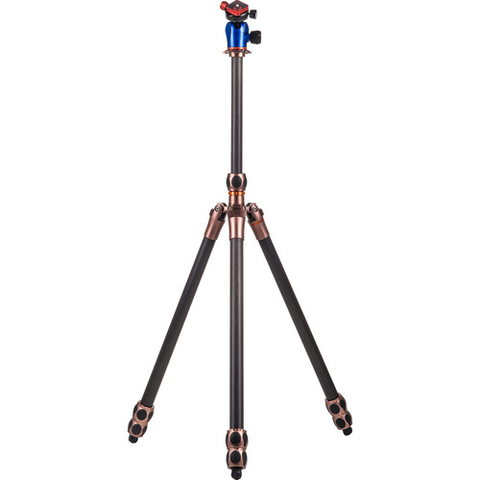 3 Legged Thing Equinox Winston Carbon Fiber Tripod with AirHed 360 Ball Head by 3leggedthing at B&C Camera