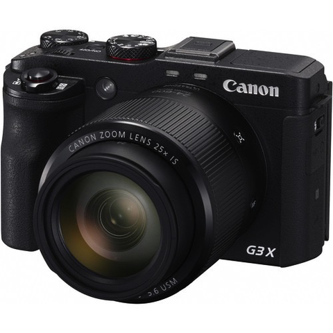 Canon PowerShot G3 X Digital Camera by Canon at bandccamera