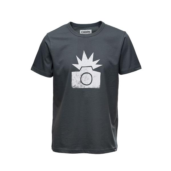 COOPH T-Shirt FLASH (Climbing Ivy)-Medium - B&C Camera