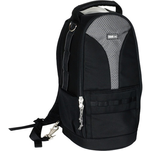 thinkTANK Photo Glass Taxi Backpack (Black/Gray) by thinkTank at B&C Camera