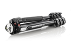 Manfrotto MT190XPRO4 Aluminum Tripod with 3-Way Pan/Tilt Head - B&C Camera - 2