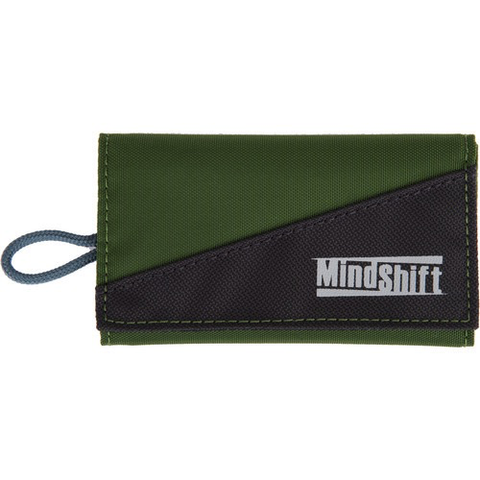 MindShift Gear Card-Again CF Memory Card Wallet (GreenStone) by MindShift Gear at bandccamera
